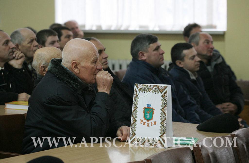 Василь Антонович Гайдар м.Рахів 2018